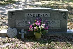 Jack D Anderson