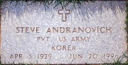 Steve Andranovich
