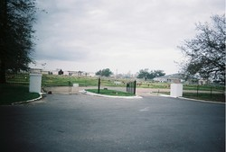 Saint Bernard Memorial Gardens