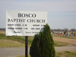 Bosco Baptist Church Cemetery