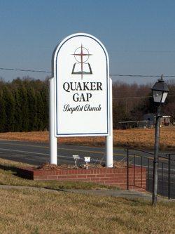 Quaker Gap Baptist Church Cemetery