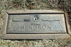 Minnie E Hendron