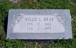Willie Lamar Bear
