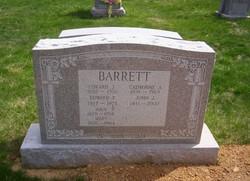Edward J Barrett
