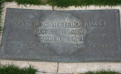 David Garfield Blake