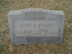Julia A. Peters