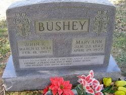 John R. Bushey