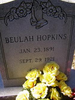 Beulah Hopkins