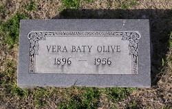 Vera Baty Olive