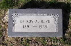 Dr Roy A. Olive