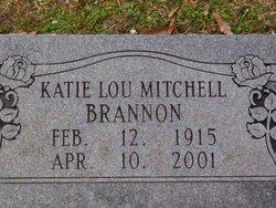 Katie Lou Mitchell Brannon
