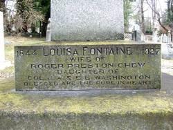 Louisa Fontaine <i>Washington</i> Chew