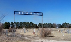 Bowman and Adgate Cemetery