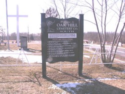 Oak Hill South Cemetery
