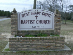 West Shady Grove Cemetery