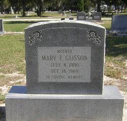 Mary E Glisson