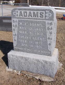 Susan Elizabeth <i>Fiddler</i> Adams