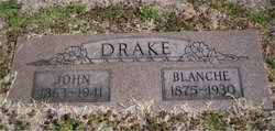 Mollie Blanch <i>Radcliff</i> Drake