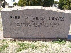 Willie Mae <i>Chapman</i> Graves