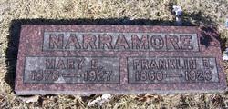 Franklin D Frank Narramore