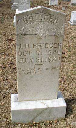 J. D. Bridger