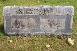 Noah P Shackett