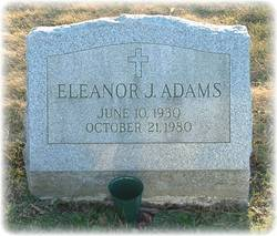 Eleanor J. Adams