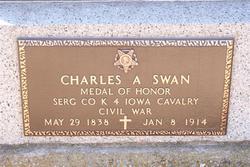 Charles A. Swan
