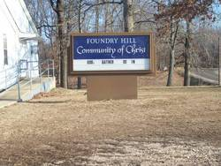Foundry Hill Community of Christ Cemetery