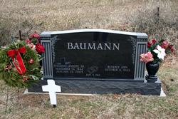 Beverly Ann <i>Bottorff</i> Baumann