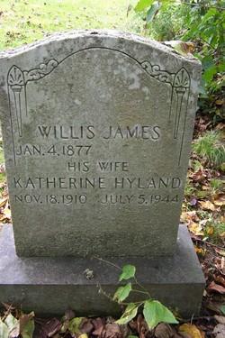 Katherine <i>Hyland</i> James