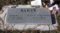 Illa F. <i>Stevens</i> Baker