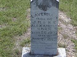 Laverna A Alexander