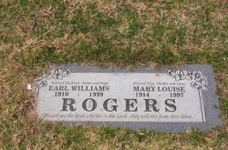 Earl Williams Rogers