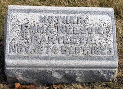 Emma M. <i>Nelson</i> Bartlett