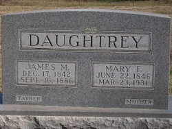 Mary F. Daughtrey