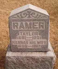 Taylor Ramer