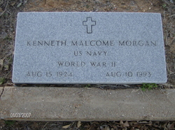 Kenneth Malcome Morgan