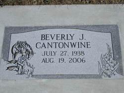 Beverly Joyce <i>Oehler</i> Cantonwine