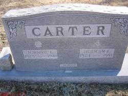 Johnnie Era <i>Frensley</i> Carter