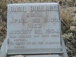 Basil Bullard