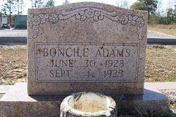 Boncile Adams