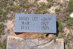 Josey Lee Adams