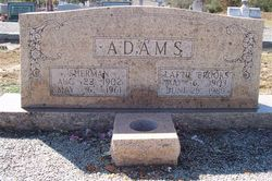 Sherman & Lattie Brooks Adams
