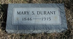 Mary S. Durant