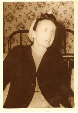 Erna Macel <i>Boggess</i> Hughart