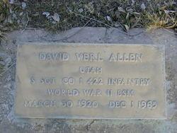 David Verl Allen
