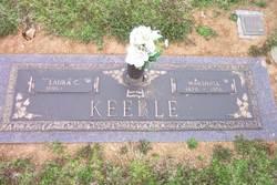 Laura Catherine <i>Johnson</i> Keeble