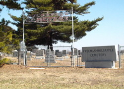Freeman-Holsapple Cemetery