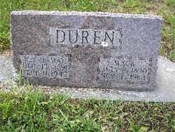 Bessie May Duren